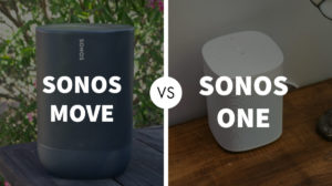 Sonos Move vs Sonos One Speaker: Full Comparision