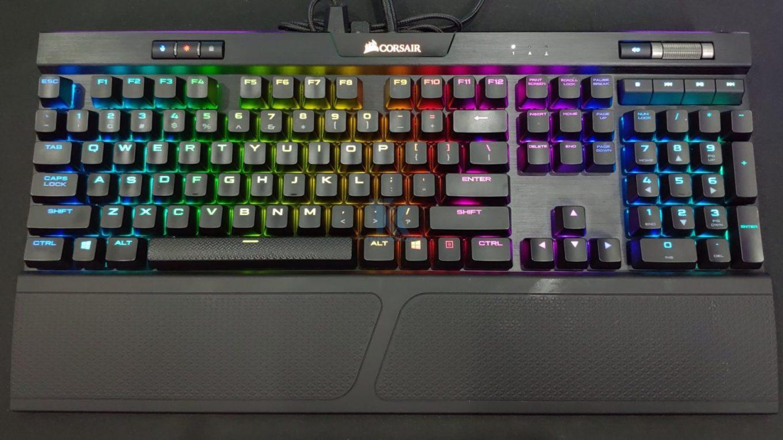 Corsair K70 RGB MK.2