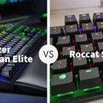 Razer Huntsman Elite Vs Roccat Suora FX