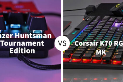 Razer Huntsman Tournament Edition Vs Corsair K70 RGB MK