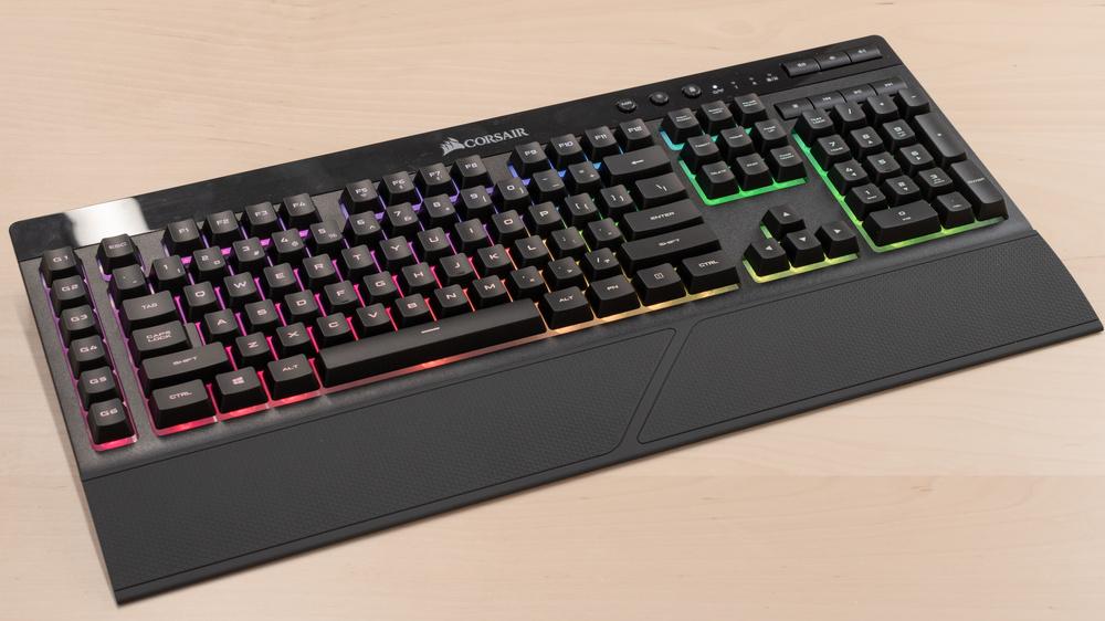 Corsair K57 RGB Wireless Keyboard XT