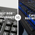Corsair K57 RGB Wireless Keyboard XT Vs Corsair K63 Wireless