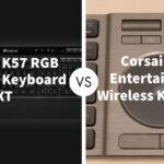 Corsair K57 RGB Wireless Keyboard XT Vs Corsair K83 Entertainment Wireless Keyboard
