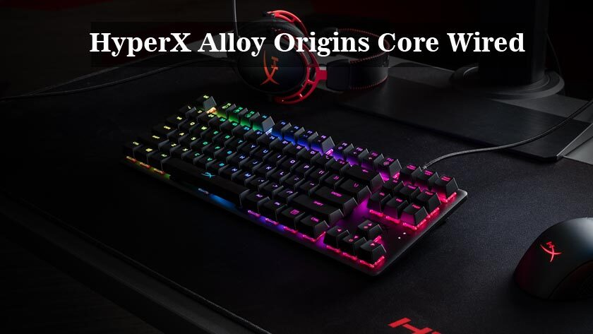 HyperX Alloy Origins Core