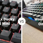HyperX x Ducky One 2 Mini Vs Wooting One