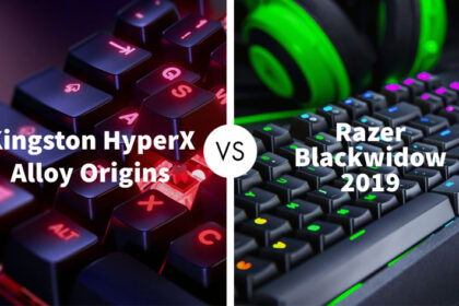 Kingston HyperX Alloy Origins Vs Razer Blackwidow 2019