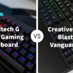 Logitech G Pro X Gaming Keyboard Vs Creative Sound BlasterX Vanguard K08