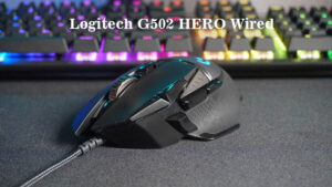 Logitech G502 HERO Wired Optical Gaming Mouse Review