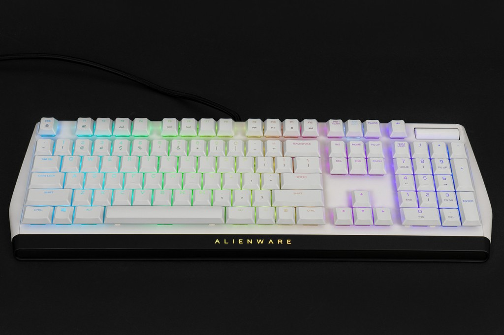 Alienware AW510K Wired Mechanical Keyboard Review