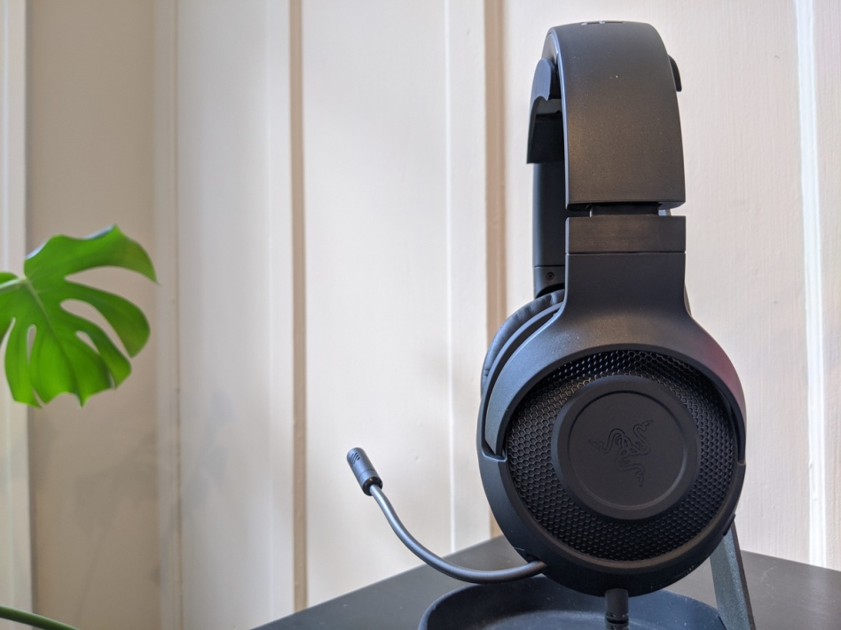 Razer Kraken X Wired Stereo Gaming Headset
