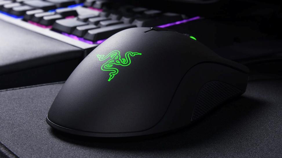 Razer Naga Trinity Wired Optical Gaming Mouse