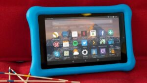 Amazon Kindle Fire 7 (Kids Edition) Review