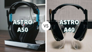 Astro A50 Vs Astro A40 – Which One is Better?