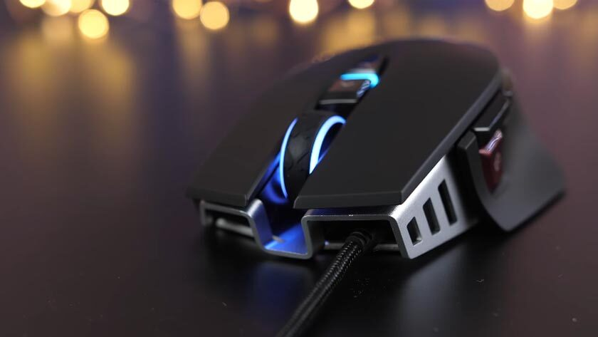 Corsair M65 RGB Elite - Wired Optical Gaming Mouse