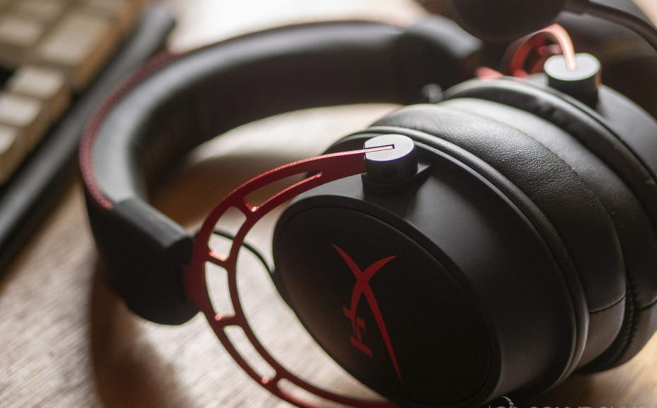 HyperX Cloud Alpha Wired Stereo Gaming Headset