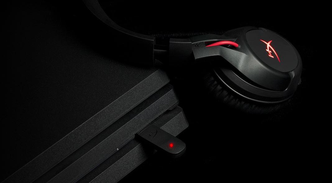 HyperX Cloud Flight - Wireless Stereo Gaming Headset