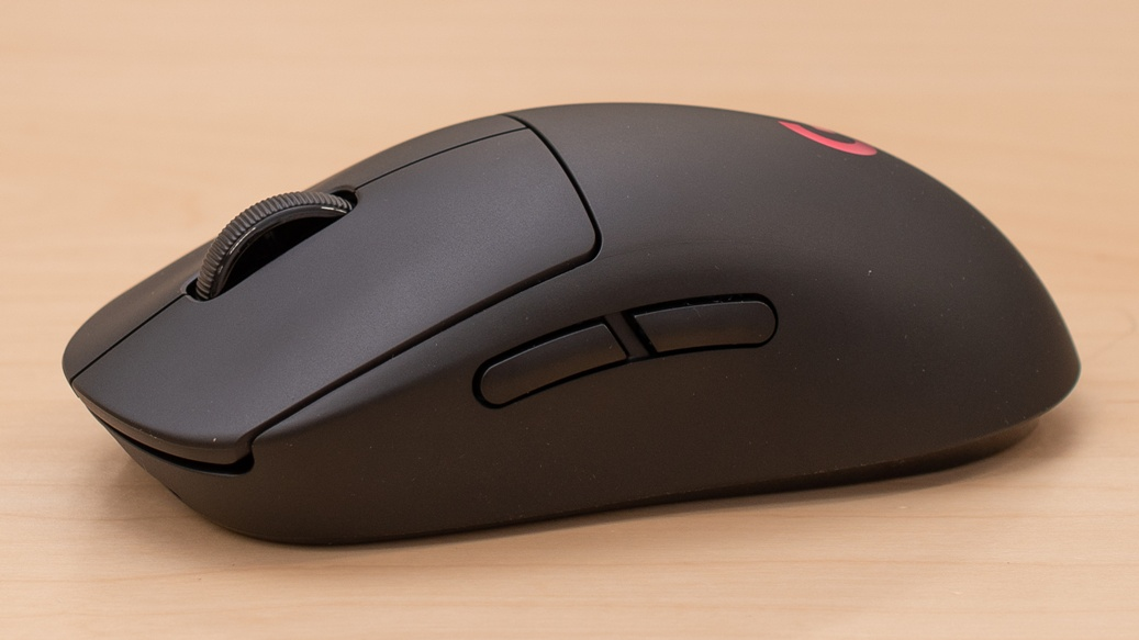 Logitech G PRO Wireless Optical Gaming Mouse Review