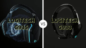 Logitech G935 vs Logitech G933 – Which One is Better?