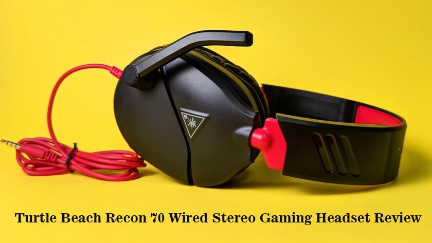 Turtle Beach Recon 70 Gaming Headset Review