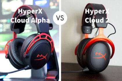 HyperX Cloud Alpha vs HyperX Cloud 2