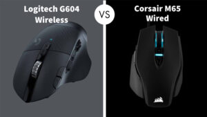 Logitech G604 Wireless vs Corsair M65 Wired – Which One is Better?